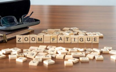 Zoom Fatigue: What You Can Do About It