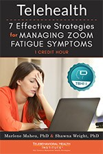 Managing Zoom Fatigue Symptoms