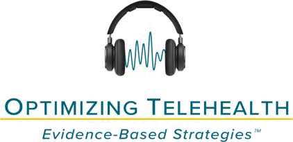 optimizing telehealth, telehealth podcast, telemedicine podcast