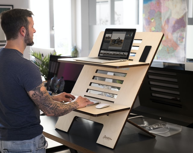 Best Standing Desk Converter – Top 5 of 2021