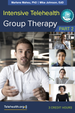 Intensive Telehealth Group Therapy Part II