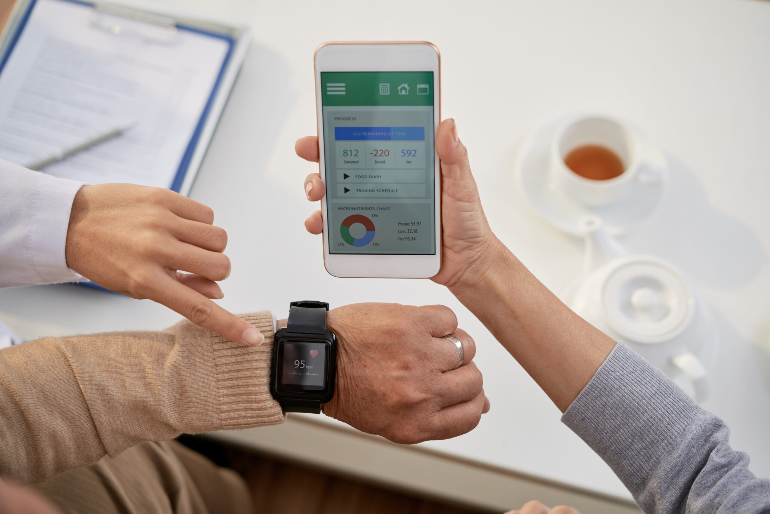 Telehealth and Remote Patient Monitoring, Remote Patient Monitoring